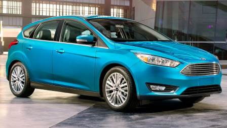 Ford Focus Hatch 2015