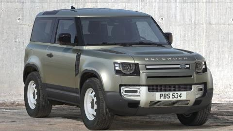 Land Rover Defender 90 2021