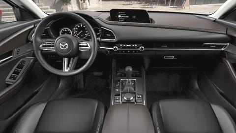 Mazda CX-30 2021 dashboard