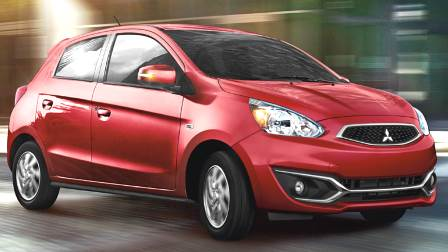Mitsubishi Mirage 2017 Learn More