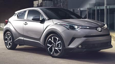 Toyota C Hr 2018 Learn More
